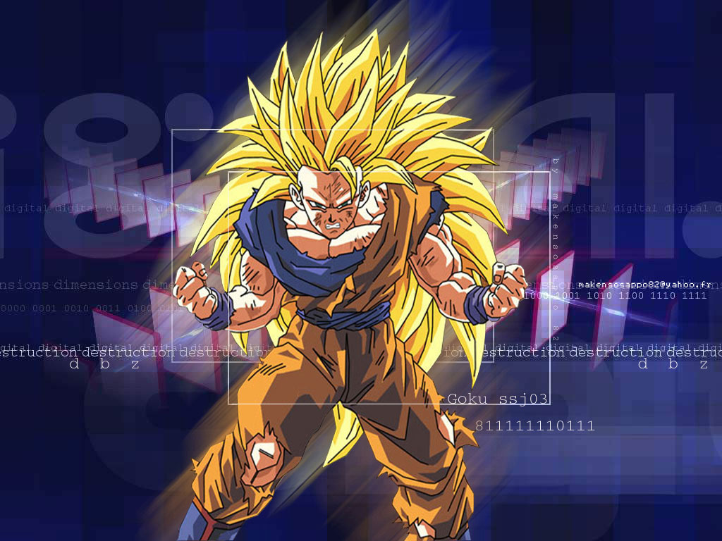 Superhero Wallpapers-Dragon Ball 9